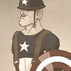 Cap by Damien Mason