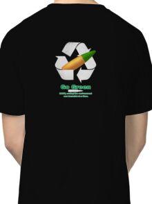 Green Tip Classic T-Shirt