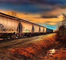 """ The Grain Train "" by canonman99"