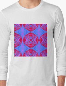 Flowers Colours QG Long Sleeve T-Shirt
