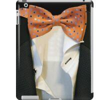 Suit & Bow Tie iPad Case/Skin