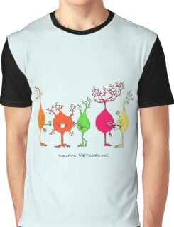 Neural Networking Graphic T-Shirt
