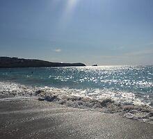 Beach Scene by Will Brooks