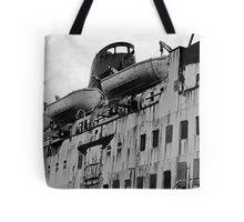 Duke of Lancaster. Superstructure Tote Bag