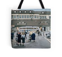 Thun Railway station Interchange  19570922 0008 Tote Bag