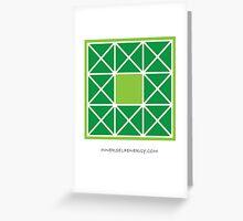 Design 96 Greeting Card