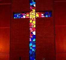 STAINED GLASS WINDOW  by BCallahan