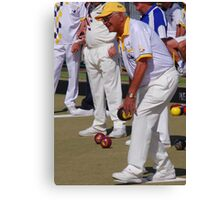 M.B.A. Bowler no. a110 Canvas Print