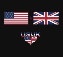 USUK pairing by acosaval