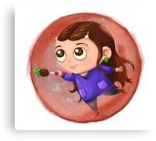 Red Bubble Artist Canvas Print