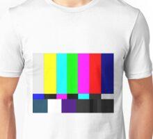 Screen Test Unisex T-Shirt