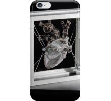 Heart 12x12, circle iPhone Case/Skin