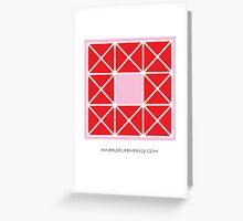 Design 97 Greeting Card