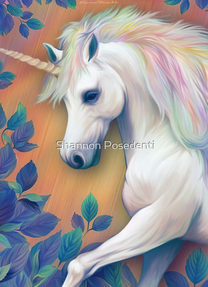 Unicorn by Shannon Posedenti