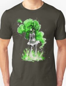 Rainbow Punk: Malachite Bassdrop Unisex T-Shirt