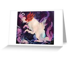 Halloween dog Greeting Card