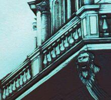 Roman Facade Sticker