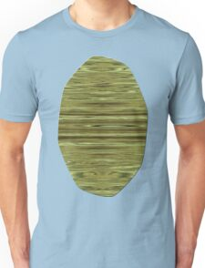 Abstraction Serenity in Pinewood Unisex T-Shirt