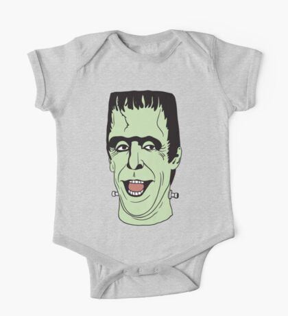 Happy Munsters One Piece - Short Sleeve