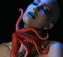 Octopus by PorcelainPoet