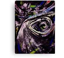 eye... different species Canvas Print