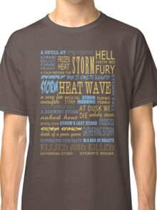 Richard Castle v3 Classic T-Shirt