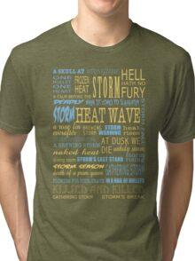 Richard Castle v3 Tri-blend T-Shirt