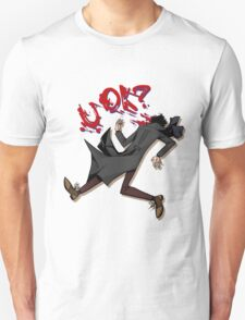 Sherlock: u ok? (without background) Unisex T-Shirt