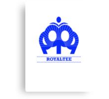 Royaltee Canvas Print