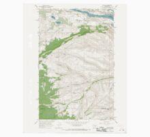 USGS Topo Map Washington State WA Malaga 242140 1966 24000 One Piece - Short Sleeve