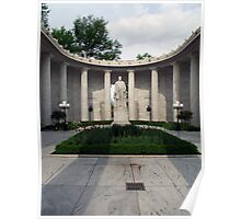 William McKinley National Memorial Poster