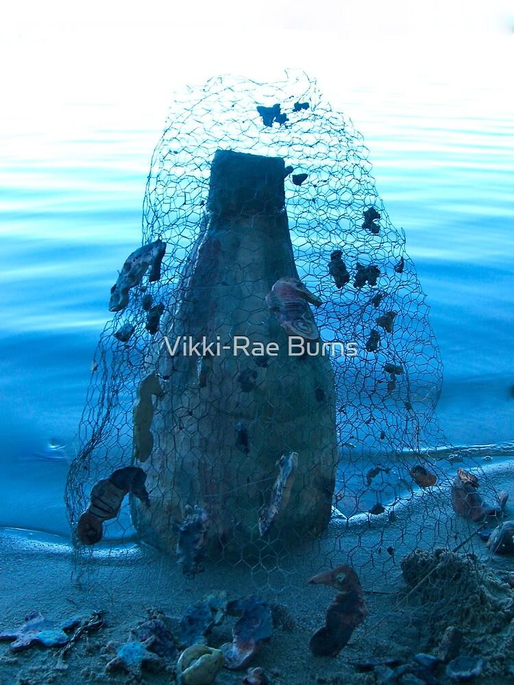Blue Kiln by Vikki-Rae Burns