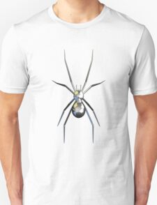 Chrome Black Widow Design1 Unisex T-Shirt