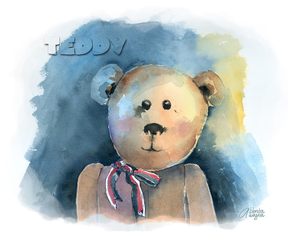 Teddy by arline wagner