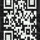 QR CODE iPHONE by shotsinthedark