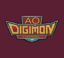 AODigimon Channel T shirt by AODigimon