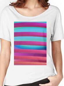 Rainbow Slinky 4 Women's Relaxed Fit T-Shirt