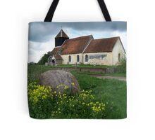 St John's Church, Farley Chamberlayne Tote Bag