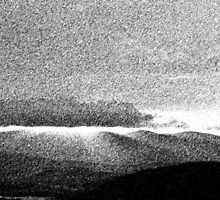 Black Mountain Effect by peterhau