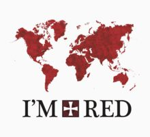 I'm red secret world tshirt by PickleWarrior