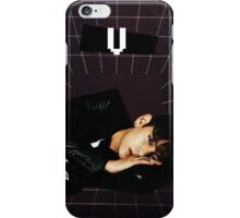 Grunge Series: V iPhone Case/Skin