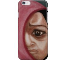 Behind The Mask iPhone Case/Skin