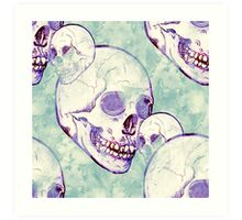Keeping it Skully Art Print