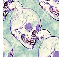 Keeping it Skully Photographic Print