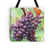 Grape Vine Tote Bag