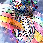 CLOWN IN LOVE by Tammera
