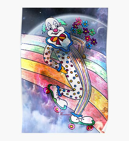CLOWN IN LOVE Poster