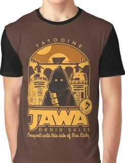Jawa Droid Sales Graphic T-Shirt