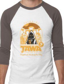 Jawa Droid Sales Men's Baseball ¾ T-Shirt