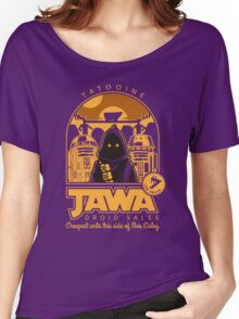 Jawa Droid Sales Women's Relaxed Fit T-Shirt